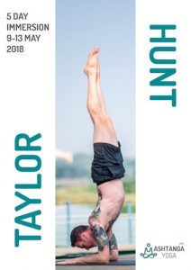 5 day Immersion with Taylor Hunt